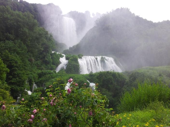 guida turistica cascata marmore